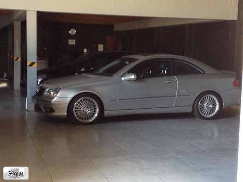 Mercedes CLK55 AMG Coupé - Coimbra