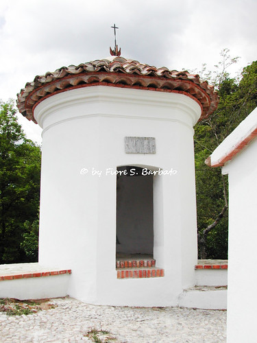 Laino Borgo (CS), 2003, Santuario Madonna delle Cappelle.