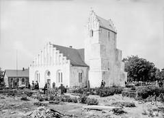Östra Hoby Church, Skåne, Sweden