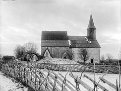 Lau Church, Gotland, Sweden