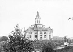 Kungsäter Church, Västergötland, Sweden