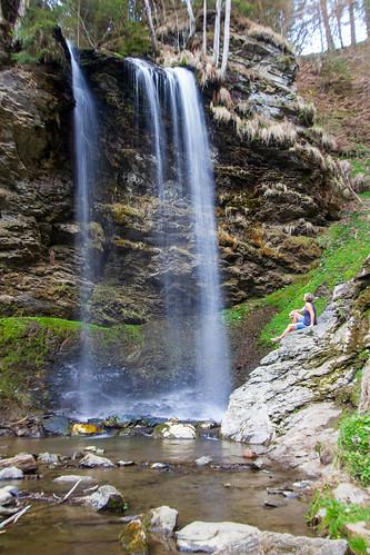 Sörger Waterfall