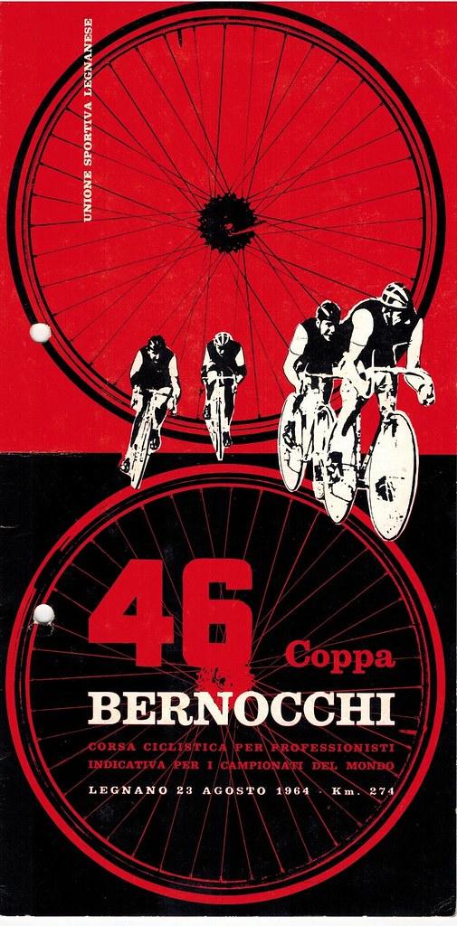 46° Coppa Bernocchi 1964