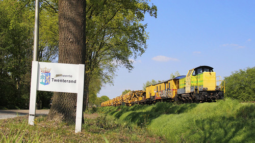 Rail Feeding 102, Daarlerveen