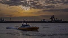 Pilots - Loodsvaartuig Explorer - Breeddiep - Port of Rotterdam