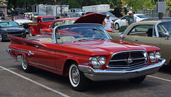 1960 Chrysler 300-F Convertible