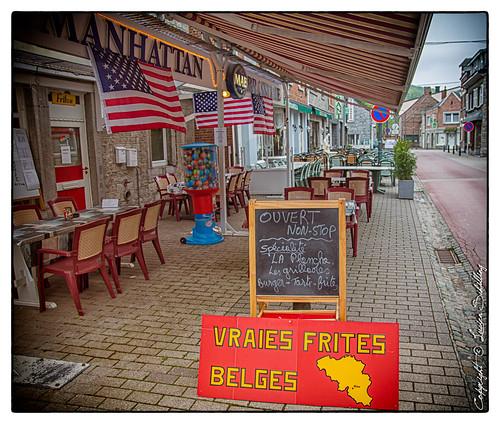 Vraies Frites Belges