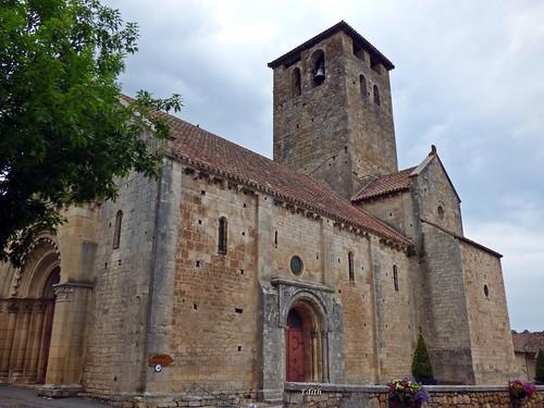 Église Saint-Géraud...Monsempron-Libos