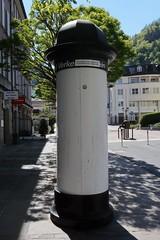 Bad Ragaz - Empty Pillar