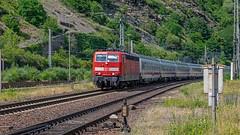 BR 181 213-0 (SAAR) DB AG - Bahnhof Cochem - D 🇩🇪