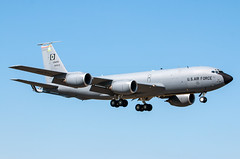 Boeing KC-135R Stratotanker - United States Air Force - 59-1513 / D