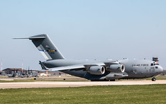 Boeing C-17A Globemaster III - United States Air Force - 04-4136