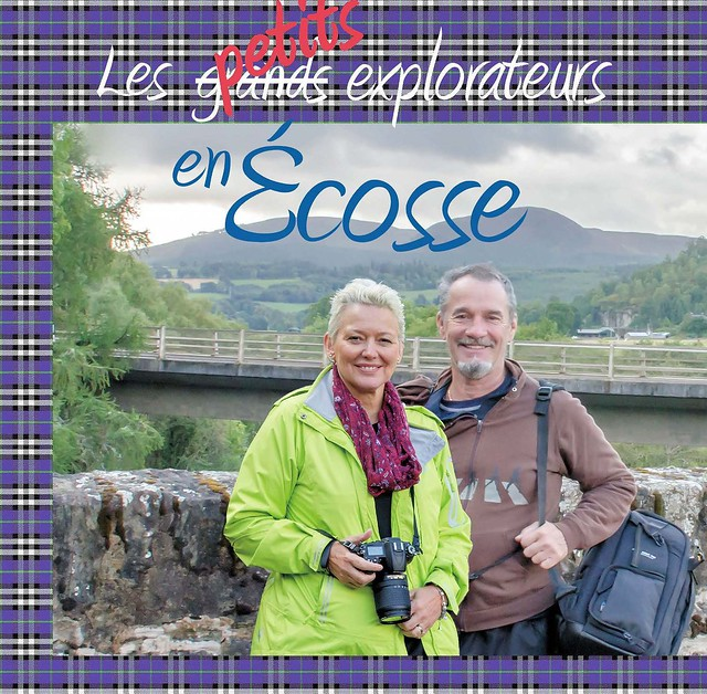 Les petits explorateurs en Écosse