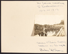 The Fianna marching to Bodenstown 1912 or 1913