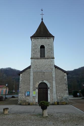 Église Saint-Nicolas @ Arlod @ Bellegarde-sur-Valserine