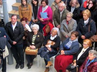 Inauguración de la exposición sobre Memoria Histórica en O Vello Cárcere