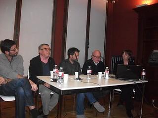 Presentación en A Coruña del blog Memoria do carcere.
