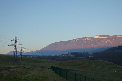 Grand Crêt d'Eau @ Arlod @ Bellegarde-sur-Valserine