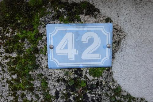 42 @ Arlod @ Bellegarde-sur-Valserine