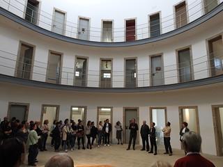 Visita a O Vello Cárcere de Lugo