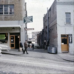Post Alley at Pine Street, circa 1970s
