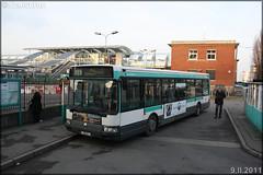 Renault Agora S – RATP (Régie Autonome des Transports Parisiens) / STIF (Syndicat des Transports d'Île-de-France) n°2542