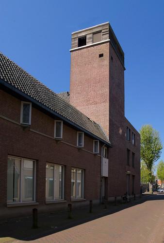 Oirschot - Voormalig kantoor van Leuven Meubels