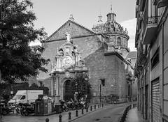 Iglesia of Santos Justo y Pastor