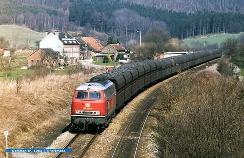 DB 215  |  Gemmenich