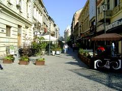 bucurești-la plimbare prin centrul vechi