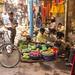 Cada uno a sus cosas...mercado Chandni Chowk