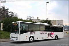 Iveco Bus Crossway – Car Postal Loire / Auvergne-Rhône-Alpes / Til (Transports Interurbains de la Loire)