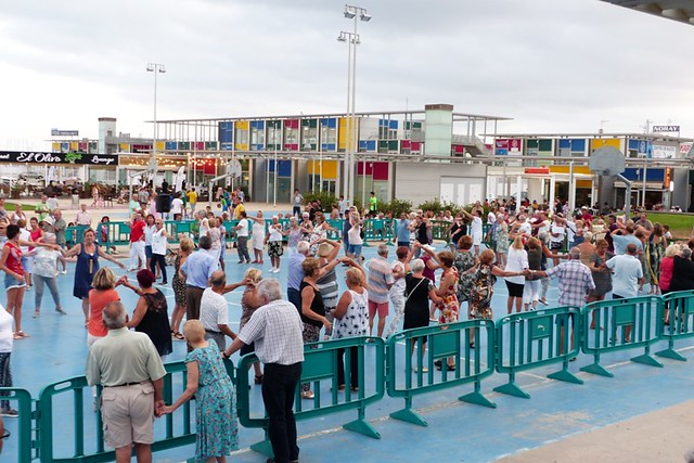 Photo:Bailes lineales en Segur (9) By calafellvalo