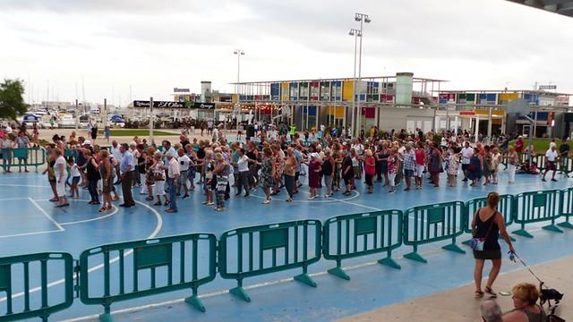 Photo:Bailes lineales en Segur (4) By calafellvalo