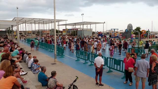 Photo:Bailes lineales en Segur (1) By calafellvalo