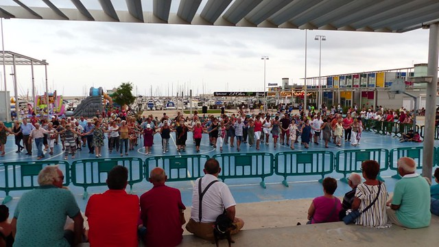 Photo:Bailes lineales en Segur (11) By calafellvalo