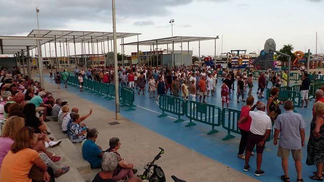 Photo:Bailes lineales en Segur (2) By calafellvalo