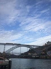Puente Don Luis I. Porto (Portugal).