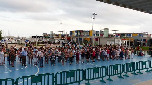 Photo:Bailes lineales en Segur (6) By calafellvalo