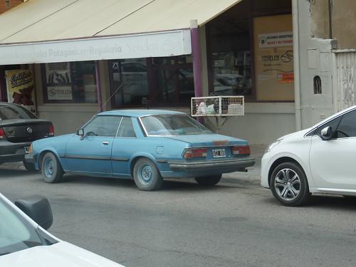 VIZ 489, Mazda 626 Coupe, Puerto Madryn, Argentinië