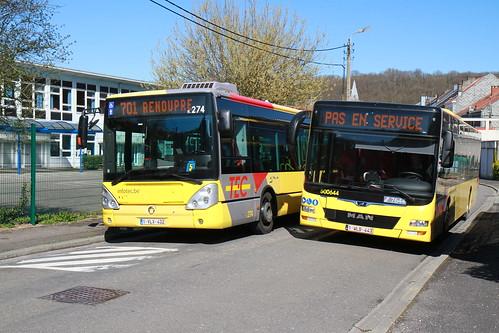 OTW 5274 - 701 / Autobus Gohy 500644 - 188
