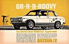 1969 Datsun 510 2-Door