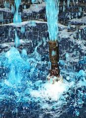 Blue Water of Belzoni
