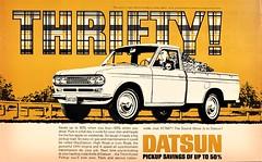 1969 Datsun Truck
