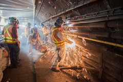 L Project Tunnel Rehabilitation Completion