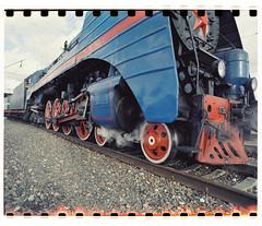 Steam Locomotive P-36 №0027
