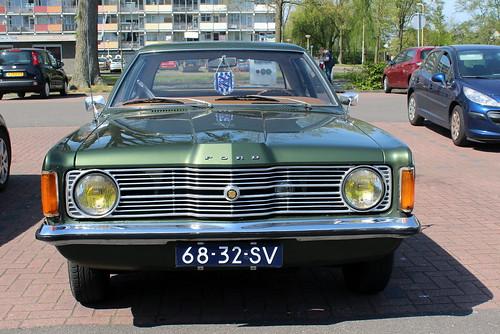 1971 Ford Taunus 1300