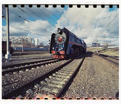 Steam Locomotive П-36 №0027