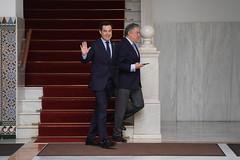 2020_04_24 - Comparecencia del presidente Moreno a petición propia en el Parlamento andaluz
