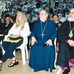 Vassula with Religious Hierarchy: Catholic, Greek Orthodox Armenian Orthodox